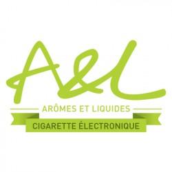 Concentré No Téquila Sunrise par A&L 30ml - Logo