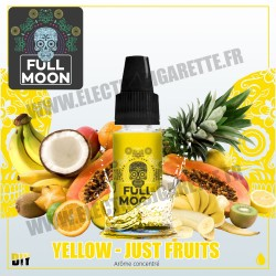 Yellow Just Fruits - Full Moon - DiY Arôme concentré