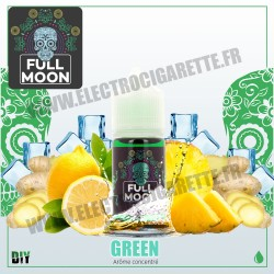Green 30ml - Full Moon - DiY Arôme concentré