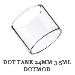 Verre Dot Tank 24mm 3.5ml - DotMod