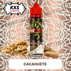 Cacahuète - ZHC 60 ml - KxS Liquid