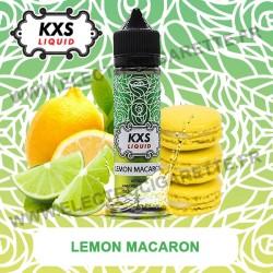Lemon Macaron - ZHC 60 ml - KxS Liquid
