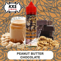 Peanut Butter Chocolate - ZHC 60 ml - KxS Liquid