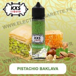 Pistachio Baklava - ZHC 60 ml - KxS Liquid