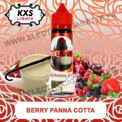 Berry Panna Cotta - ZHC 60 ml - KxS Liquid