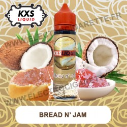 Bread N' Jam - ZHC 60 ml - KxS Liquid
