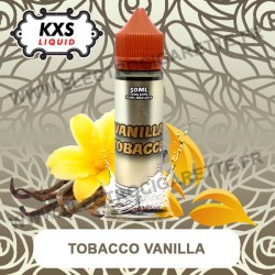 Tobacco Vanilla - ZHC 60 ml - KxS Liquid