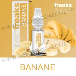 Banane - Freaks - 10 ml