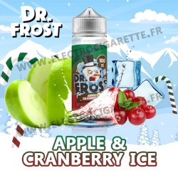 Apple & Cranberry Ice - Dr Frost - ZHC 50 ml