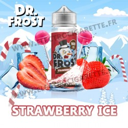 Strawberry Ice - Dr Frost - ZHC 100 ml