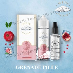 Grenade Pilée - Petit Nuage - ZHC 60 ml avec Fiole Vide 30ml Graduée