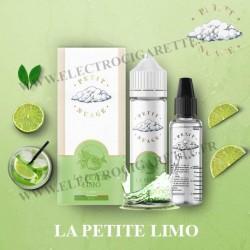 La Petite Limo - Petit Nuage - ZHC 60 ml avec Fiole Vide 30ml Graduée