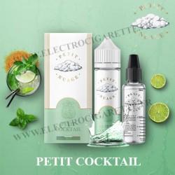 Petit Cocktail - Petit Nuage - ZHC 60 ml avec Fiole Vide 30ml Graduée