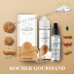 Rocher Gourmand - Petit Nuage - ZHC 60 ml avec Fiole Vide 30ml Graduée