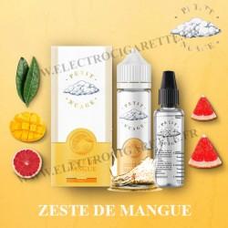 Zeste de Mangue - Petit Nuage - ZHC 60 ml avec Fiole Vide 30ml Graduée