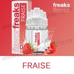 Pack de 5 x Fraise - Freaks - 10 ml