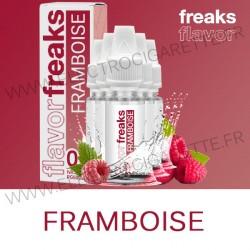 Pack de 5 x Framboise - Freaks - 10 ml