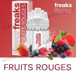 Pack de 5 x Fruits Rouges - Freaks - 10 ml