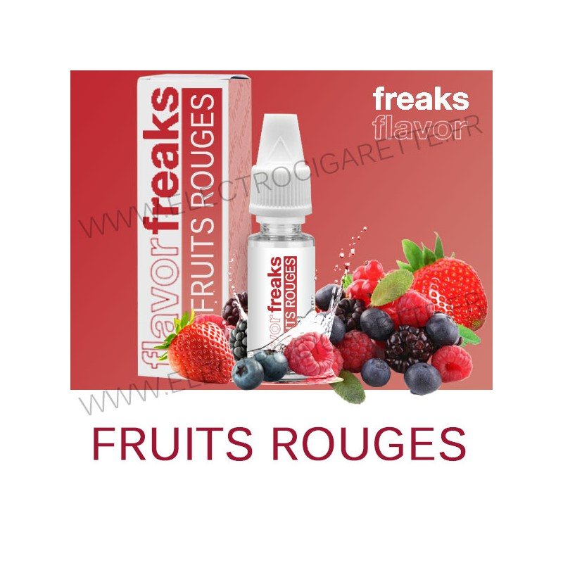 Fruits Rouges - Freaks - 10 ml