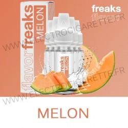 Pack de 5 x Melon - Freaks - 10 ml
