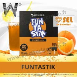 Funtastik - 4 x Pod 1ml - Wpod Liquideo