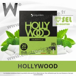 Hollywood - 4 x Pod 1ml - Wpod Liquideo
