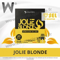 Jolie Blonde - 4 x Pod 1ml - Wpod Liquideo