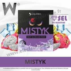 Mistyk - 4 x Pod 1ml - Wpod Liquideo