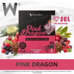 Pink Dragon - 4 x Pod 1ml - Wpod Liquideo