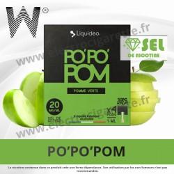 Po'Po'Pom - 4 x Pod 1ml - Wpod Liquideo