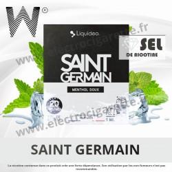 Saint Germain - 4 x Pod 1ml - Wpod Liquideo