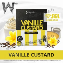 Vanille Custard - 4 x Pod 1ml - Wpod Liquideo