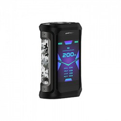 Mod Aegis X 200W TC - GeekVape - Couleur Gunmetal