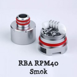 Base RBA RPM40 - Smok - Comment créez son RBA