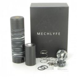 Kit Arcless Slatra Competition Mech avec clearomiseur Slatra RDA - Mechlyfe - Boite Noir