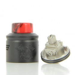 Kit Arcless Slatra Competition Mech avec clearomiseur Slatra RDA - Mechlyfe - RBA