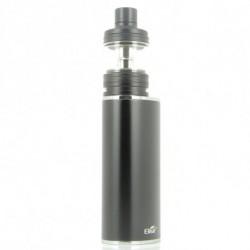 Kit istick T80 3000mah avec clearo Melo 4 D25 4.5ml - Eleaf - Couleur Noir