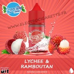 Lychee & Ramboutan - 30ml - Supafly - DiY Arôme concentré