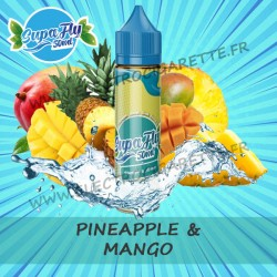Pineapple & Mango - ZHC 50 ml - Supafly