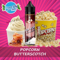 Pop-corn & Butterscotch - ZHC 50 ml - Supafly