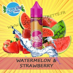 Watermelon & Strawberry - ZHC 50 ml - Supafly