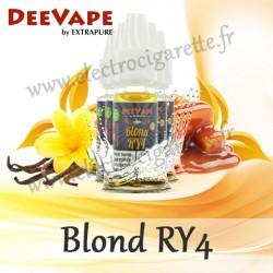 Pack de 5 x Classic Blond RY4 - Deevape - ExtraPure - 10ml