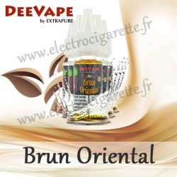 Pack de 5 x Classic Brun Oriental - Deevape - ExtraPure - 10ml