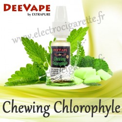 Chewing Chlorophylle - Deevape - ExtraPure - 10ml