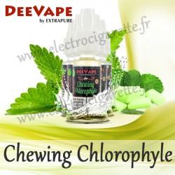 Pack de 5 x Chewing Chlorophylle - Deevape - ExtraPure - 10ml