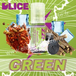 Green - Dlizz - DLice - 10 ml