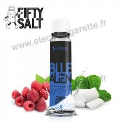 Blue Alien - Fifty Salt - Liquideo - ZHC 50 ml