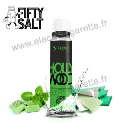 Hollywood - Fifty Salt - Liquideo - ZHC 50 ml