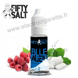 Blue Alien - Fifty Salt - Liquideo - 10ml