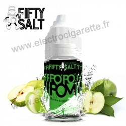 Pack 5 x flacons Po'Po'Pom - Fifty Salt - Liquideo